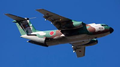 78-1024 - Kawasaki C-1 - Japan - Air Self Defence Force (JASDF)