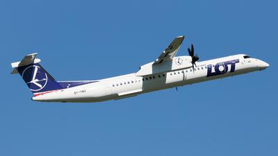 OY-YBZ - Bombardier Dash 8-Q402 - LOT Polish Airlines