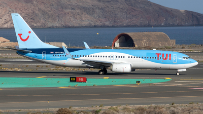 A picture of GTAWU - Boeing 7378K5 - TUI fly - © Gerrit Griem