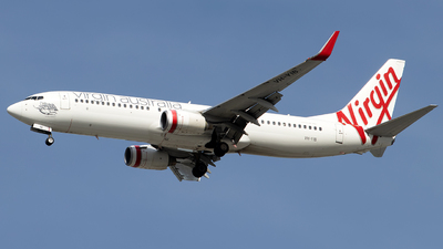 A picture of VHYIB - Boeing 7378FE - Virgin Australia - © Daniel Benefield