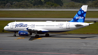 N638JB - Airbus A320-232 - jetBlue Airways