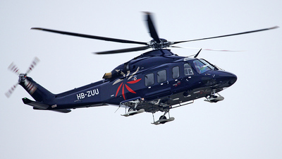 A picture of HBZUU - AgustaWestland AW139 -  - © Brian T Richards