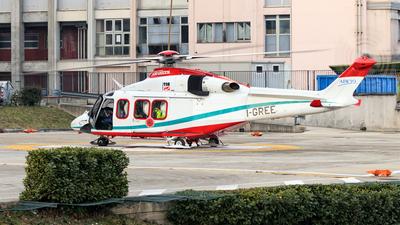 I-GREE - Agusta-Westland AW-139 - Air Green