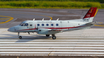 FAB2338 - Embraer IC-95C Bandeirante - Brazil - Air Force