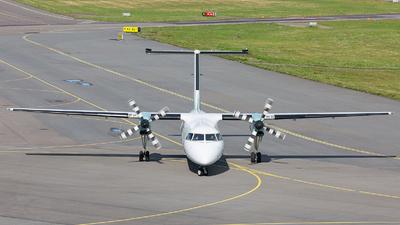 LN-WFP - Bombardier Dash 8-Q311 - Widerøe