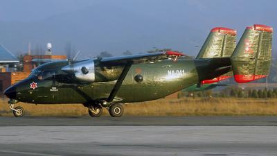 NA-041 - PZL-Mielec M-28-05 Bryza - Nepal - Air Force