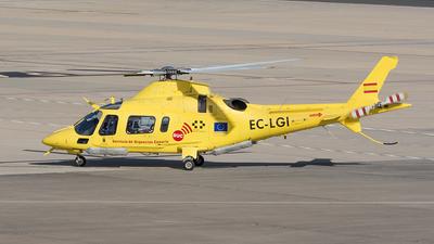 EC-LGI - Agusta A109E Power - Inaer