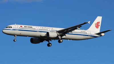 B-6362 - Airbus A321-213 - Air China