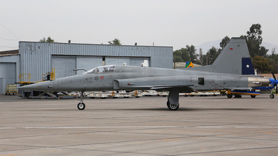 807 - Northrop F-5E Tiger III - Chile - Air Force