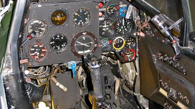 N109BF - Hispano HA1112 M1L Buchon - Experimental Aircraft Association (EAA)