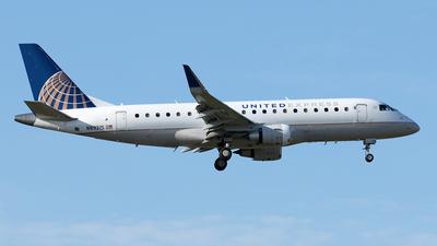 N89315 - Embraer 170-200LR - United Express (Mesa Airlines)