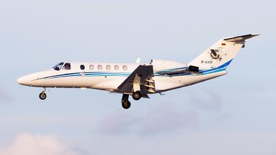 D-ILCG - Cessna 525 Citationjet CJ2 - ProAir Aviation