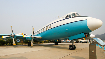 50258 - Vickers Viscount 843 - China - Air Force