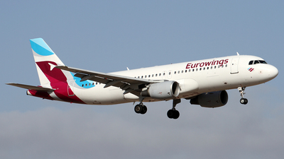 A picture of DABNT - Airbus A320214 - Eurowings - © Alfonso Solis