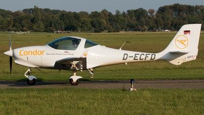 D-ECFD - Aquila A211GX - TFC-Käufer Flugbetrieb