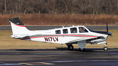 N17LV - Beechcraft G36 Bonanza - Private