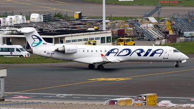 S5-AAY - Bombardier CRJ-701 - Adria Airways