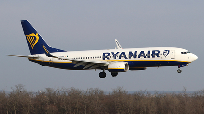 EI-DAF - Boeing 737-8AS - Ryanair