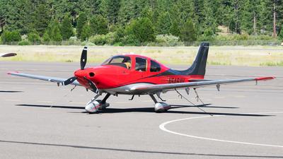 N546AV - Cirrus SR22T - Private