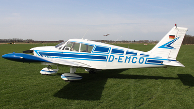 D-EMCO - Piper PA-28-235 Cherokee - Private
