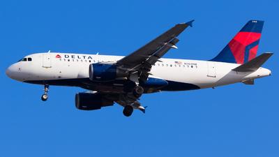 N369NB - Airbus A319-114 - Delta Air Lines