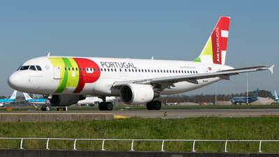 A picture of CSTNG - Airbus A320214 - [0945] - © Freek Blokzijl
