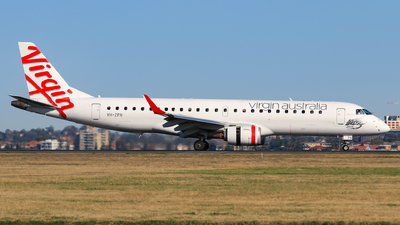 VH-ZPN - Embraer 190-100IGW - Virgin Australia Airlines