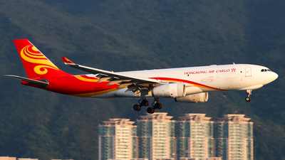A picture of BLNY - Airbus A330243F - Hong Kong Air Cargo - © Jack Sin - HKPSA