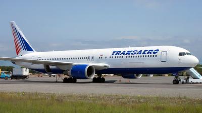 EI-RUZ - Boeing 767-3Q8(ER) - Transaero Airlines