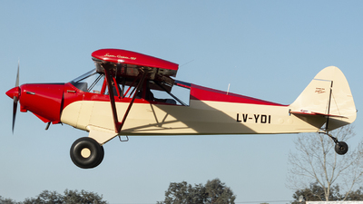 LV-YDI - Piper PA-12-150 Super Cruiser - Private