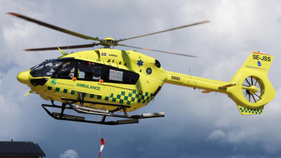 SE-JSS - Airbus Helicopters H145 - Babcock Scandinavian AirAmbulance