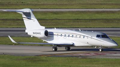 N404AC - Gulfstream G280 - Private