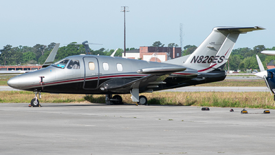 N826ES - Eclipse Aviation Eclipse 550 - Private