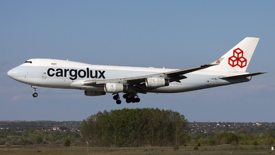 LX-ICL - Boeing 747-467F(SCD) - Cargolux Airlines International