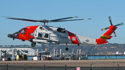 6023 - Sikorsky MH-60T Jayhawk - United States - US Coast Guard (USCG)