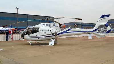 ZS-TNS - Eurocopter EC 130B4 - Tensmar Aviation Services