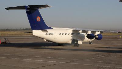 EX-27002 - British Aerospace BAe 146-200 - ATC - Avia Traffic Company