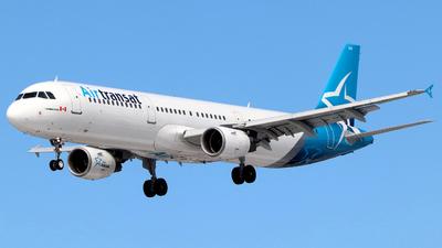 C-GEZN - Airbus A321-211 - Air Transat