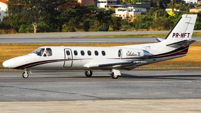 A picture of PRNFT - Cessna 550 Citation II - [5500230] - © Gabriel Wallace