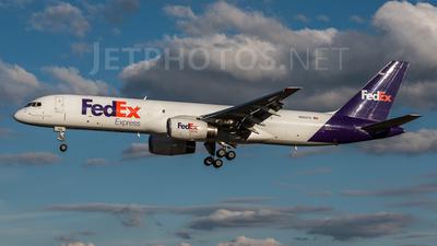 N962FD - Boeing 757-2G5(SF) - FedEx