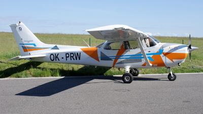 A picture of OKPRW - Cessna 172S Skyhawk SP - [172S10485] - © Václav Kudela