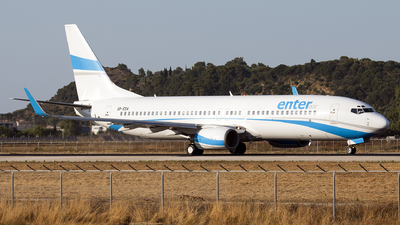 SP-ESA - Boeing 737-8Q8 - Enter Air