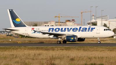 TS-INB - Airbus A320-214 - Nouvelair