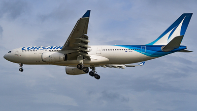 A picture of FHCAT - Airbus A330243 - Corsair - © Maxime CERTAIN-MESSAGER