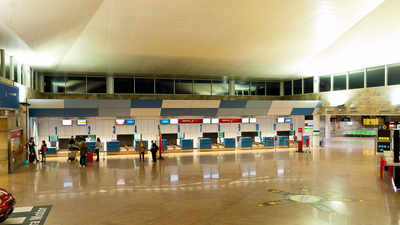 LECO - Airport - Terminal