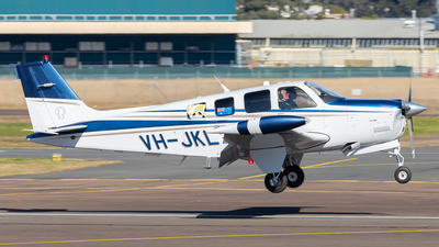 VH-JKL - Beechcraft G36 Bonanza - Private