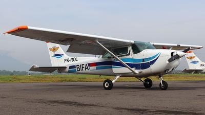 PK-ROL - Cessna 172P Skyhawk - Bali International Flight Academy