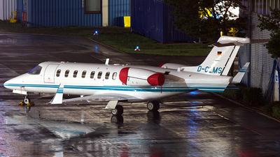 D-CLMS - Bombardier Learjet 45 - Aero-Dienst