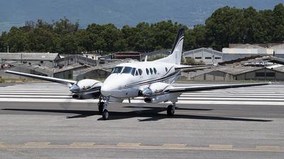 TG-CCC - Beechcraft C90B King Air - Private