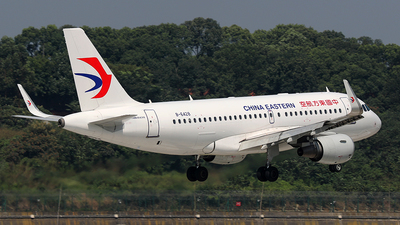 B-6428 - Airbus A319-115 - China Eastern Airlines